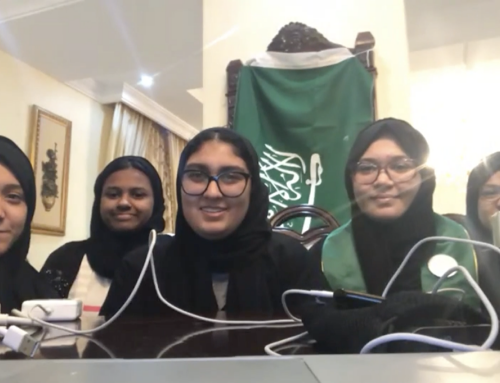 Case Study: Saudi Arabia Team